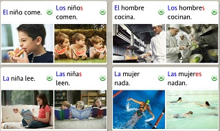 20131020_RosettaStone_SpanishLaten_Level1Unit1Lesson1_los_las.jpg